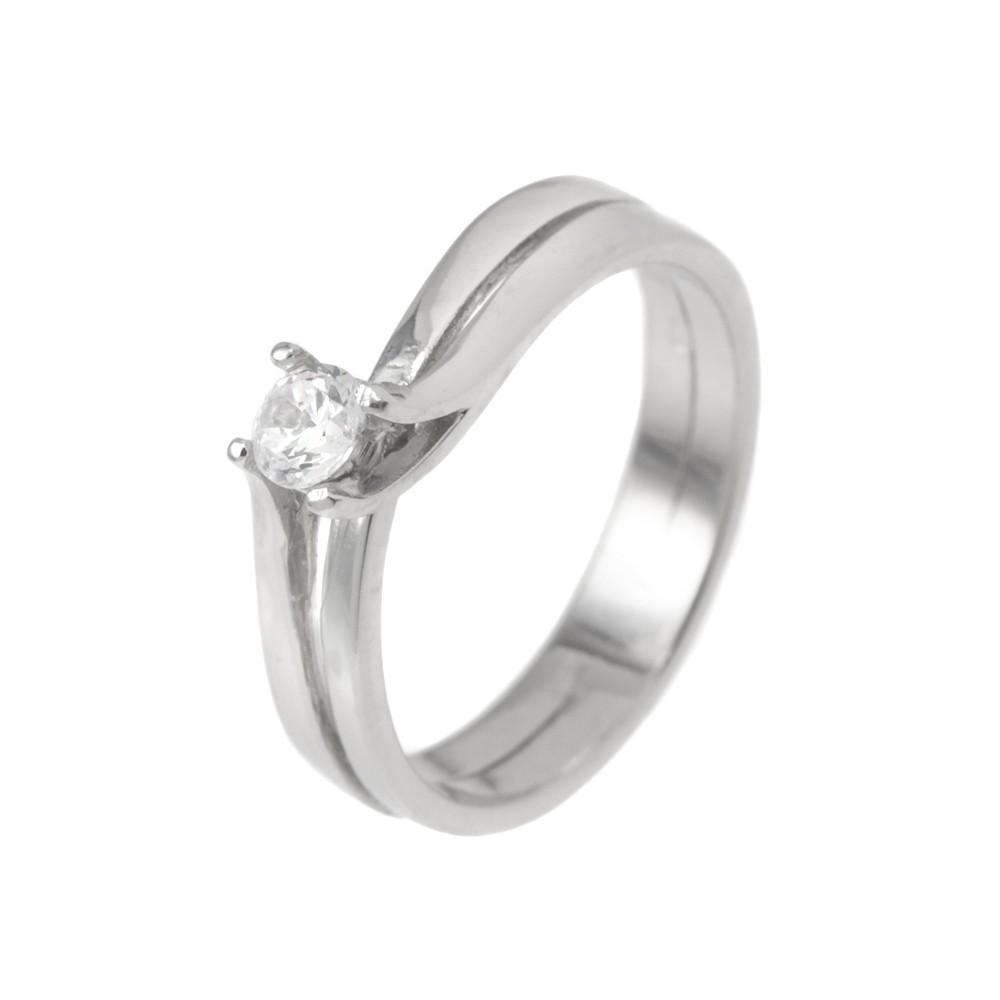 14K Arany Gyűrű (Au38055) Méret: 61