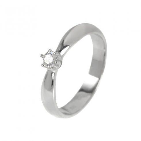Százszorszép modell - 14K Arany Gyűrű (Au516004) - méret: 51