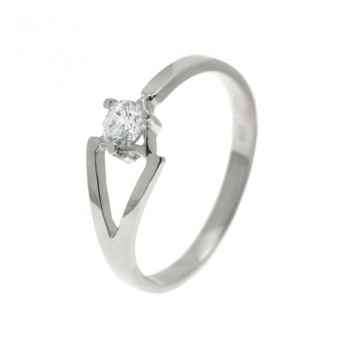 Harangvirág modell - 14K arany Gyűrű (Au391007) - méret: 63