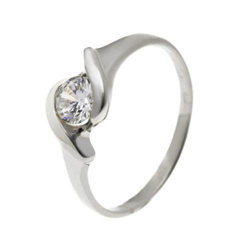 Frézia modell - 14K arany Gyűrű (Au565013) - méret: 51
