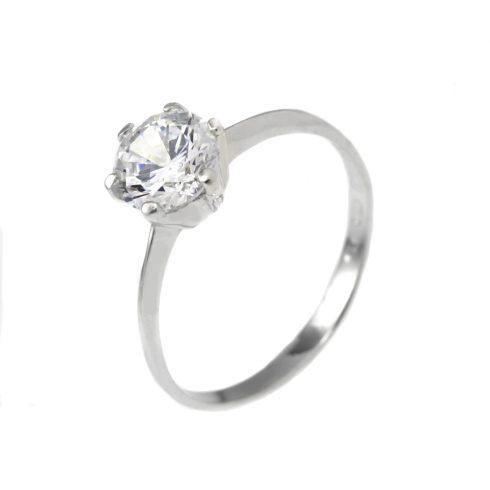 Liliom modell - 9K arany Gyűrű (Au59522) - méret: 53