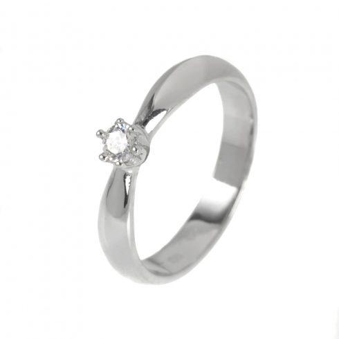 Százszorszép modell - 14K arany Gyűrű (Au57817) - méret: 56