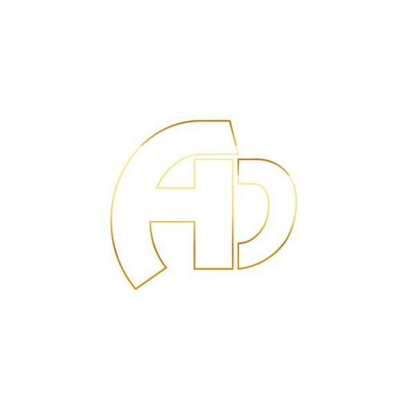 9K Arany Karikagyűrű (Au36664) Méret: 69
