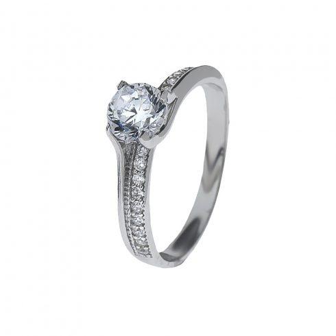 Arany Gyűrű (Au389040) Méret: 55