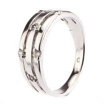 9K Arany Gyűrű (Au39885) Méret: 48