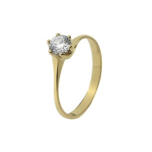 Arany Gyűrű (Au407043) Méret: 55
