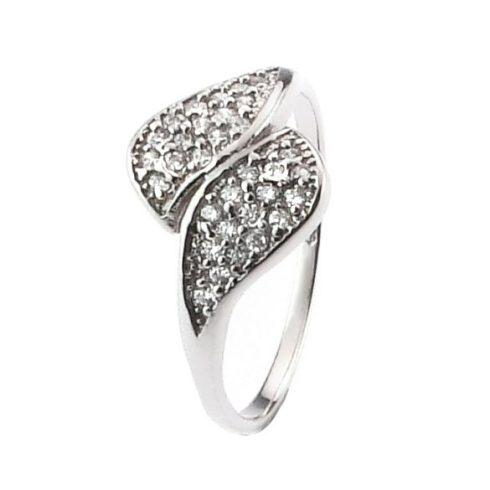 14K Arany Gyűrű (Au45102) Méret: 50