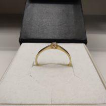 14K Arany Gyűrű (Au45963) Méret: 59,5