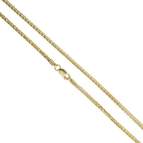14K Arany Nyaklánc (Au460019) Méret: 50 cm