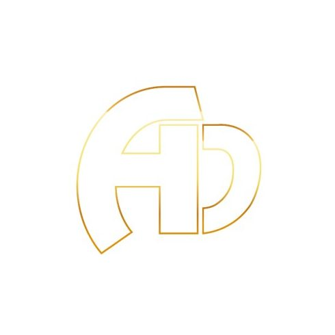 14K Arany M-betűs medál (Au474006)