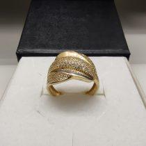 14K Arany Gyűrű (Au47742) Méret: 51