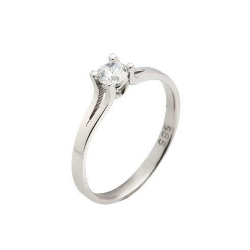 14K Arany Gyűrű (Au484018) Méret: 54