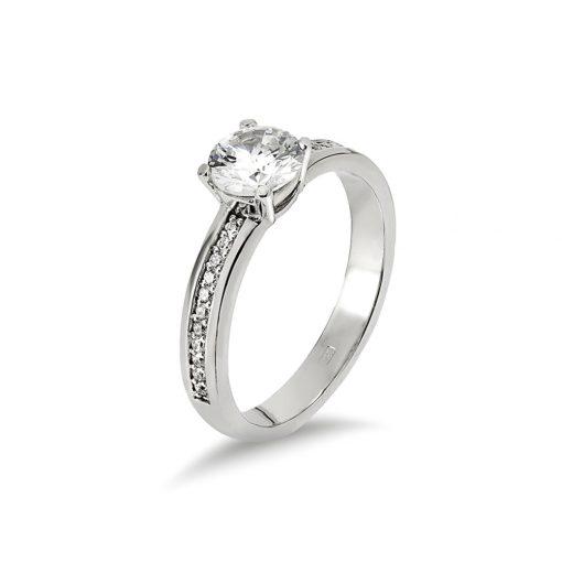 Arany Gyűrű (Au485004) Méret: 54