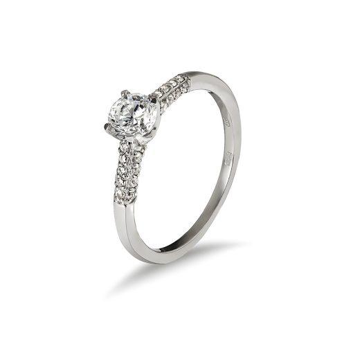 Arany Gyűrű (Au485005) Méret: 54