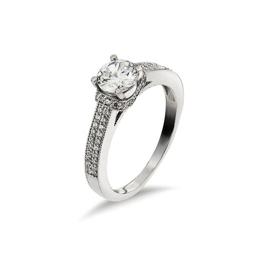 Arany Gyűrű (Au485006) Méret: 54