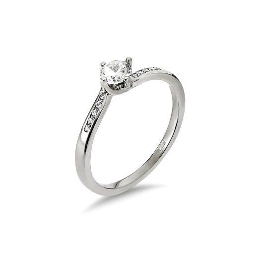 Arany Gyűrű (Au485008) Méret: 54