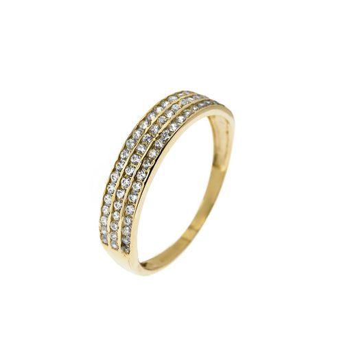 Arany Gyűrű (Au489034) Méret: 53