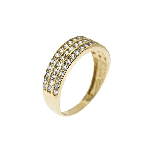 Arany Gyűrű (Au489037) Méret: 54