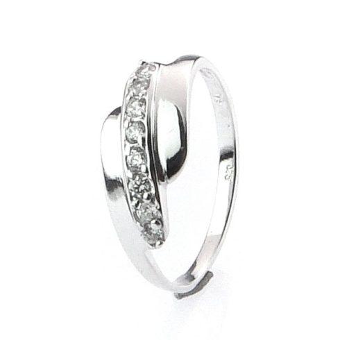 9K Arany Gyűrű (Au49488) Méret: 46