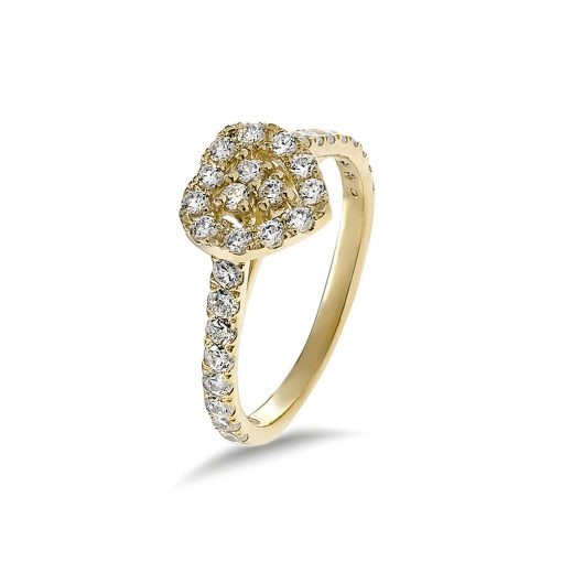 Arany Gyűrű (Au495003) Méret: 54