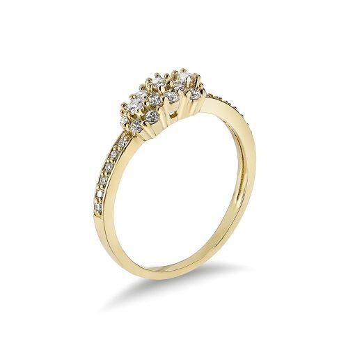 Arany Gyűrű (Au495004) Méret: 54