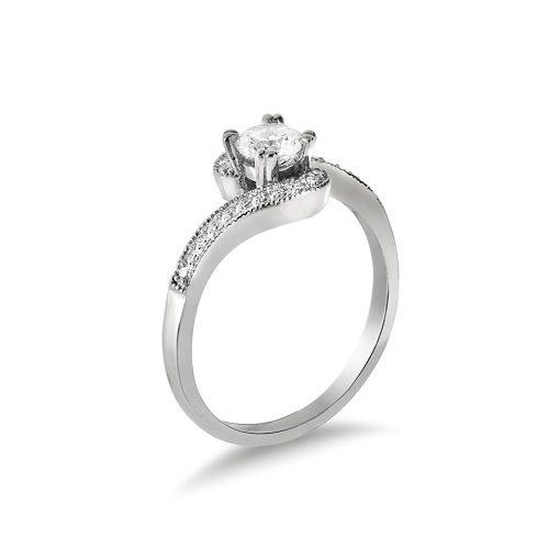 Arany Gyűrű (Au495008) Méret: 54