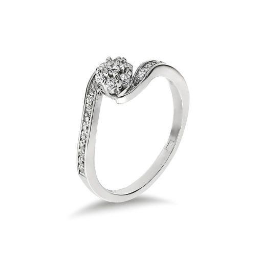 Arany Gyűrű (Au495009) Méret: 54