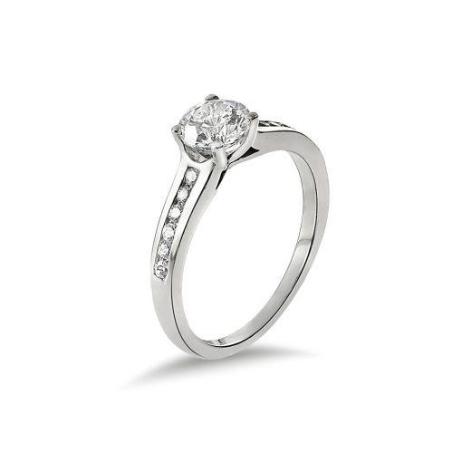Arany Gyűrű (Au495010) Méret: 54