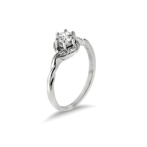 Arany Gyűrű (Au495012) Méret: 54