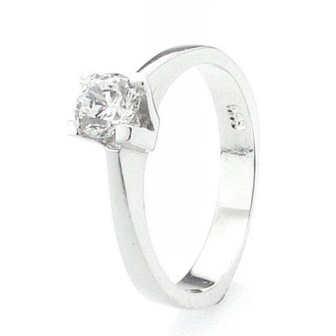 14K Arany Gyűrű (Au50277) Méret: 51,5
