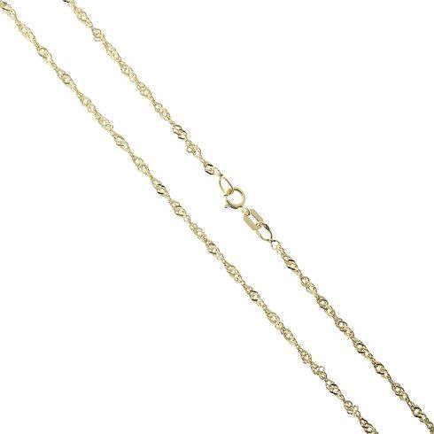 Arany Nyaklánc (Au503014) Méret: 45 cm