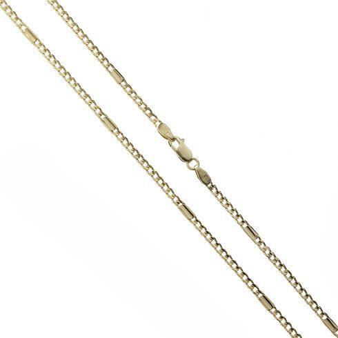 14K Arany Nyaklánc (Au503030) Méret: 50 cm
