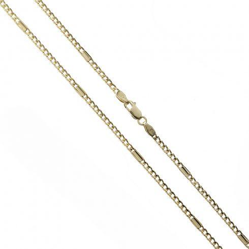 14K Arany Nyaklánc (Au503031) Méret: 60 cm