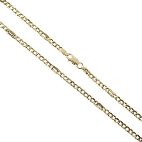 Arany Nyaklánc (Au503032) Méret: 50 cm