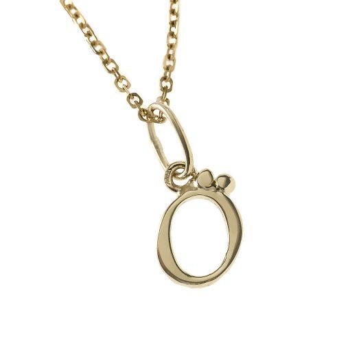 Arany Ö-betűs medál (Au512022)
