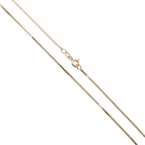 14K Arany Nyaklánc (Au513004) Méret: 45 cm