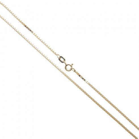 14K Arany Nyaklánc (Au513009) Méret: 45 cm