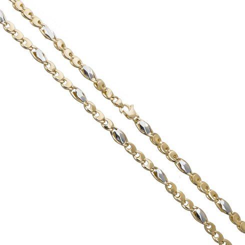 14K Arany Nyaklánc (Au513017) Méret: 51 cm