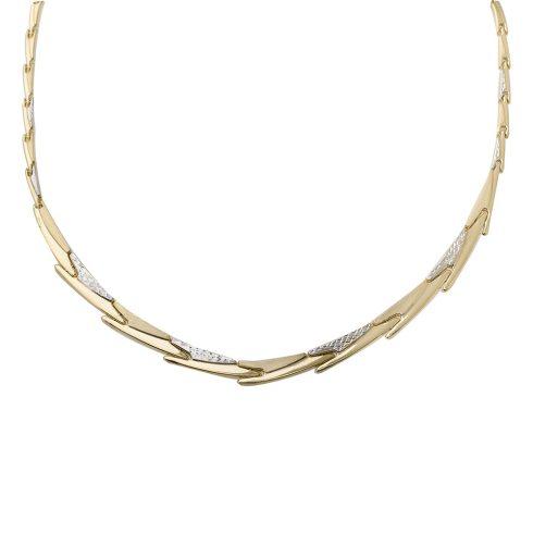 14K Arany Nyakék (Au513018) Méret: 45 cm