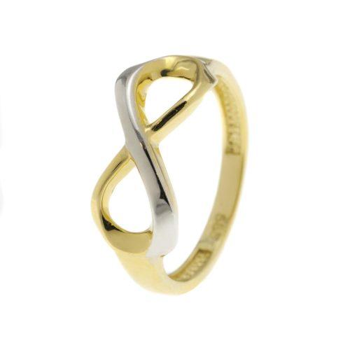 14K Arany Gyűrű (Au51914) Méret: 54