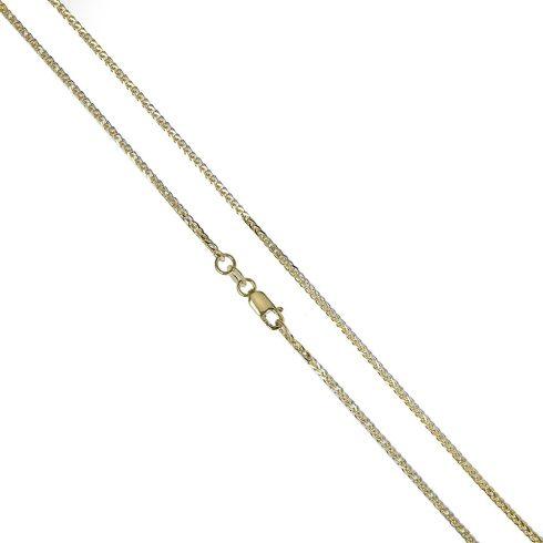 Arany Nyaklánc (Au520026) Méret: 51 cm