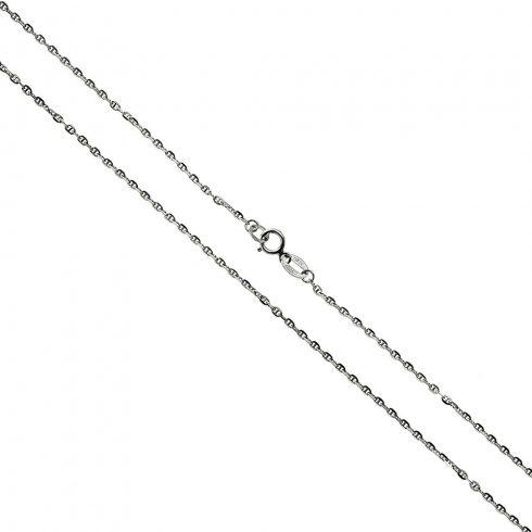 14K Arany Nyaklánc (Au520046) Méret: 49 cm