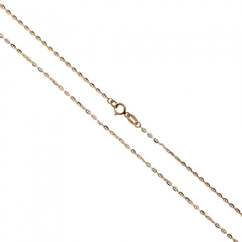 14K Arany Nyaklánc (Au520054) Méret: 45 cm