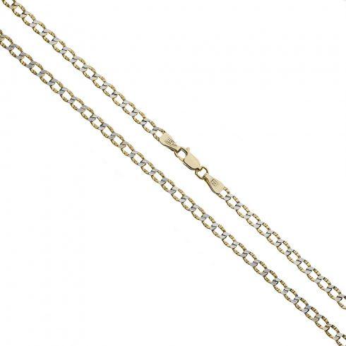 14K Arany Nyaklánc (Au525052) Méret: 45 cm