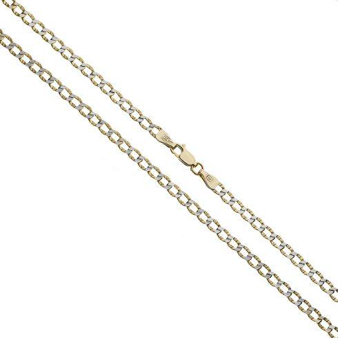 14K Arany Nyaklánc (Au525053) Méret: 45 cm