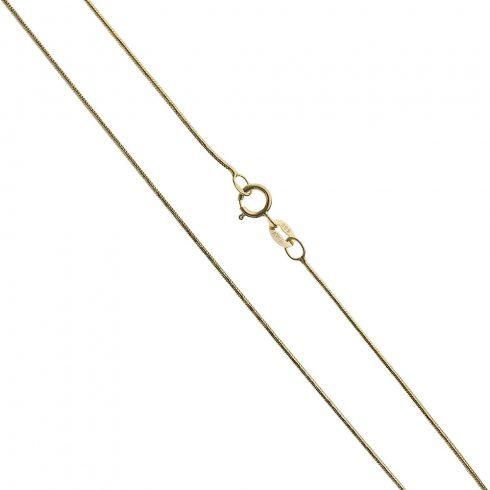 14K Arany Nyaklánc (Au525054) Méret: 45 cm