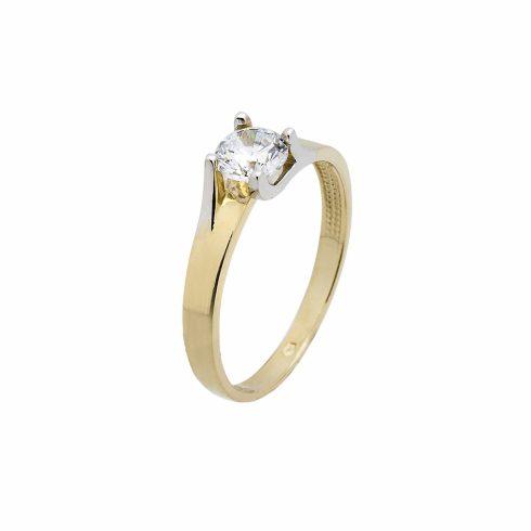 Arany Gyűrű (Au535002) Méret: 56