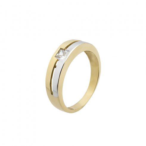 Arany Gyűrű (Au535004) Méret: 57