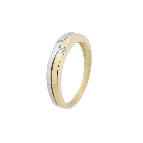 Arany Gyűrű (Au535009) Méret: 59