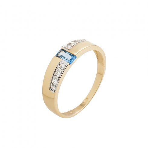 Arany Gyűrű (Au535026) Méret: 63